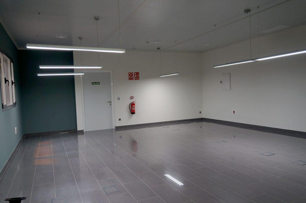 Reforma en Cocinas Centrales, Alcalá de Henares